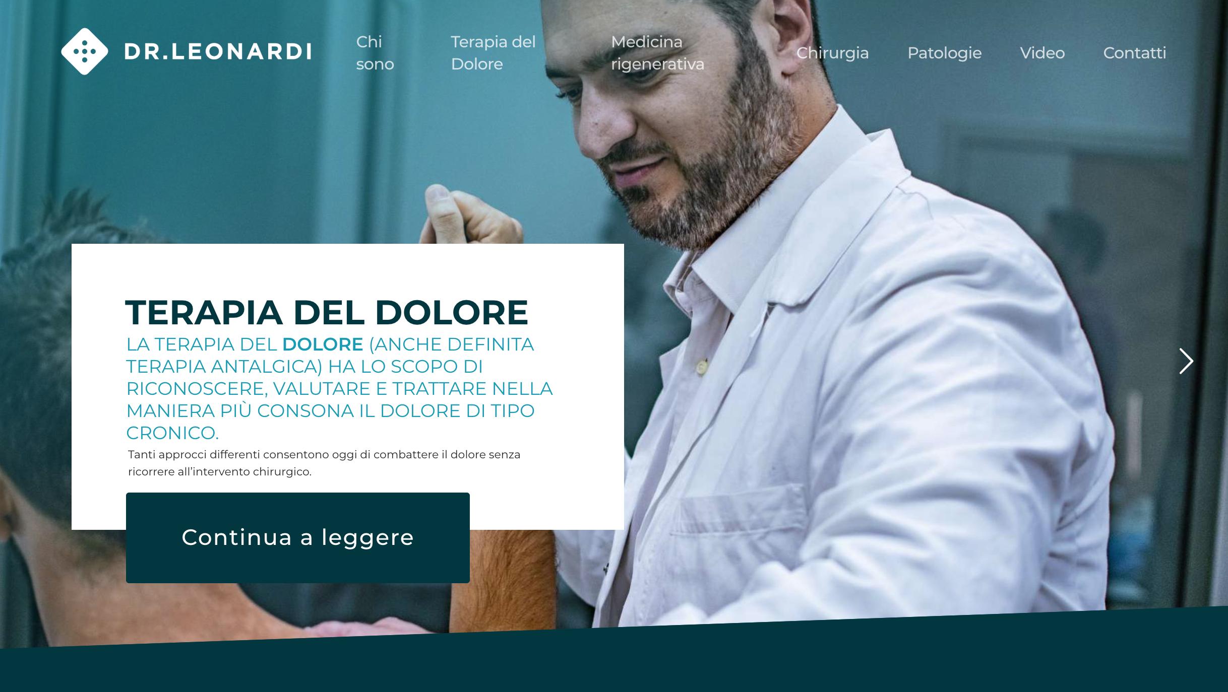 Dr Leonardi